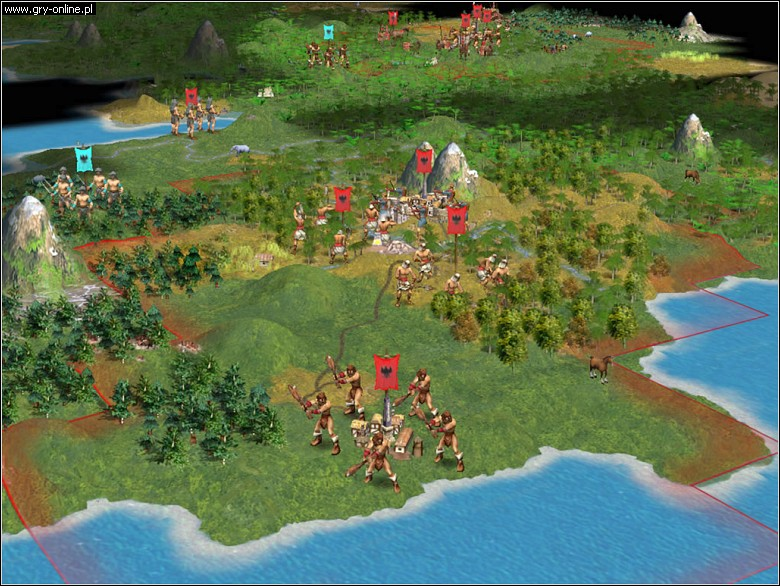 Sid Meier's Civilization IV PC Games Image 3/42, Firaxis Games, Take 2 Interactive