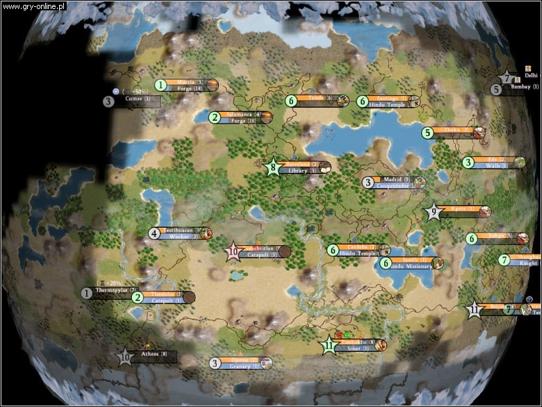 Sid Meier's Civilization IV PC Games Image 2/42, Firaxis Games, Take 2 Interactive