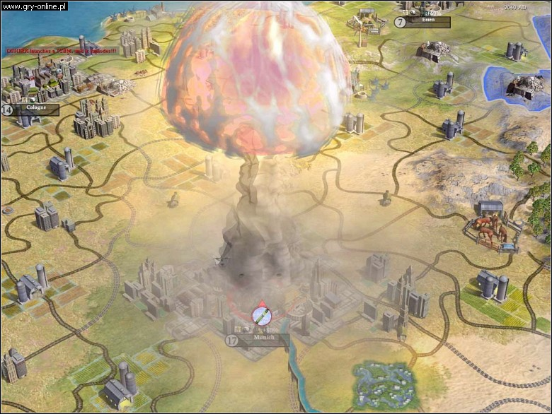 Sid Meier's Civilization IV PC Games Image 1/42, Firaxis Games, Take 2 Interactive