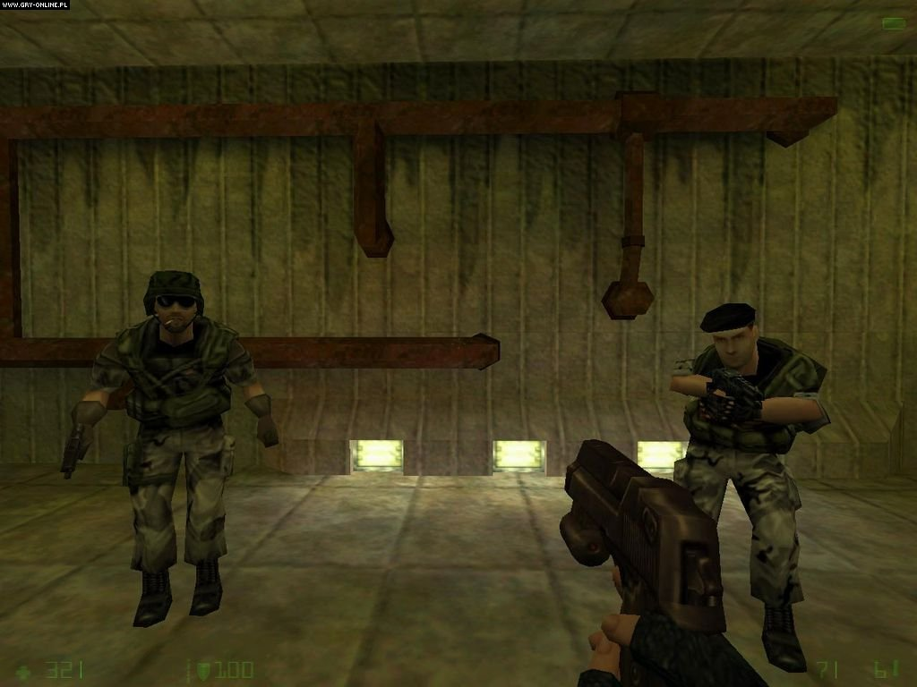 Half Life Opposing Force Screenshots Gallery Screenshot 28 78
