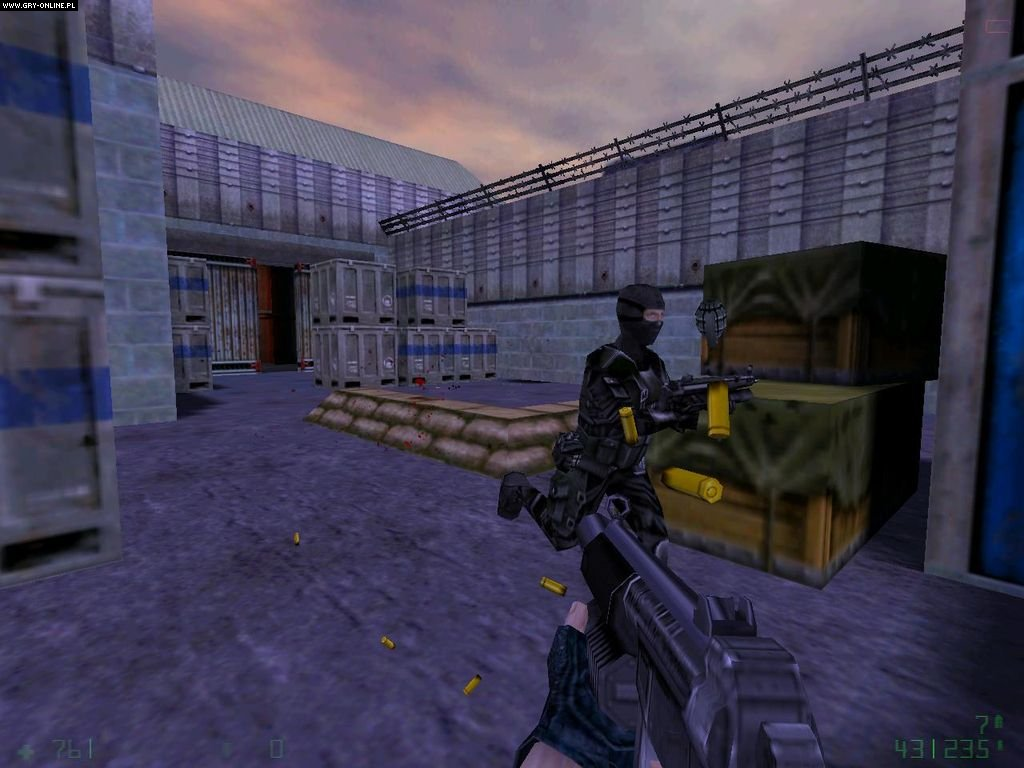 Half-life: opposing force - screenshots gallery - screenshot 59/78 - gamepressurecom