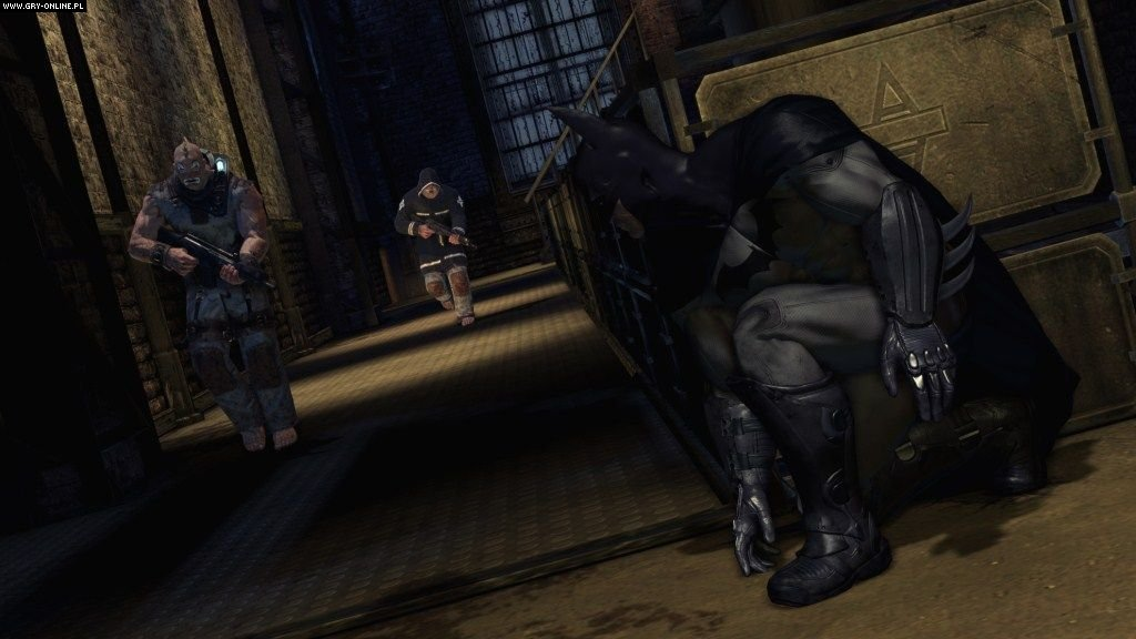Batman: Arkham Asylum PS3 Games Image 144/183, Rocksteady Studios, Square-Enix / Eidos