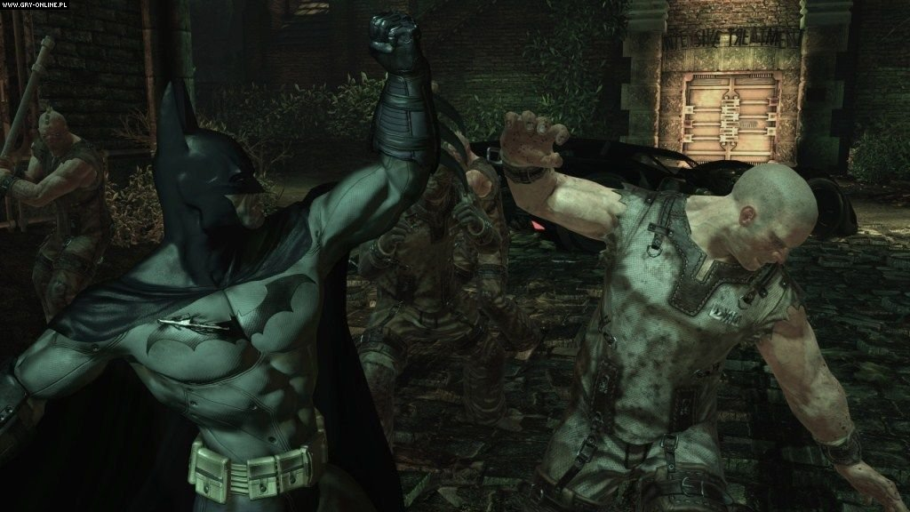 Batman: Arkham Asylum PS3 Gry Screen 136/183, Rocksteady Studios, Square-Enix / Eidos