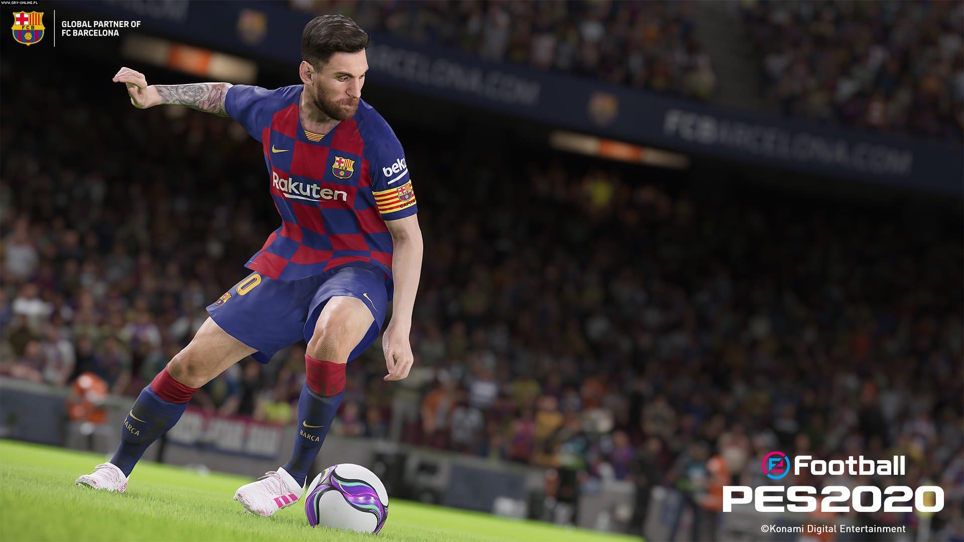 eFootball PES 2020 PC, PS4, XONE Games Image 6/25, Konami