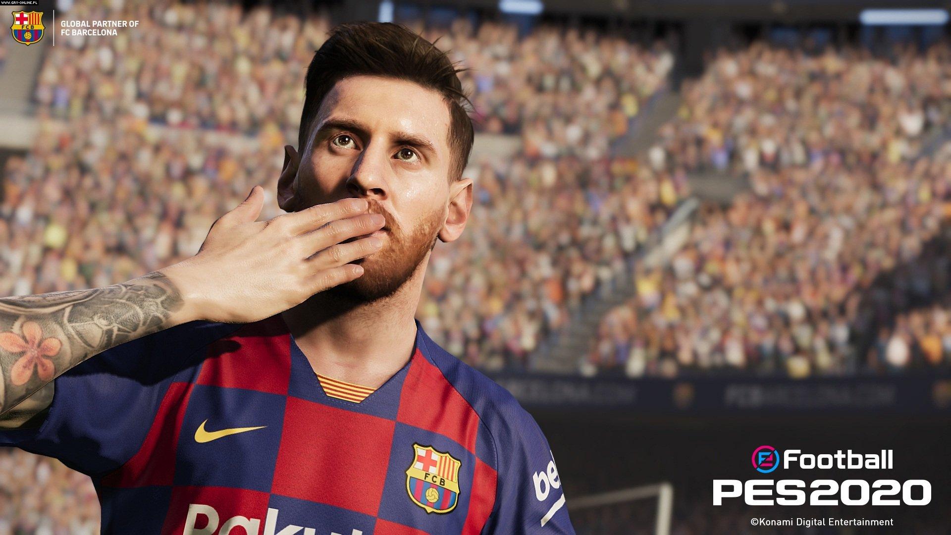 eFootball PES 2020 PC, PS4, XONE Games Image 3/25, Konami