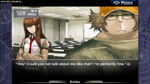 Steins;Gate iOS Gry Screen 2/8, Nitroplus, JAST USA