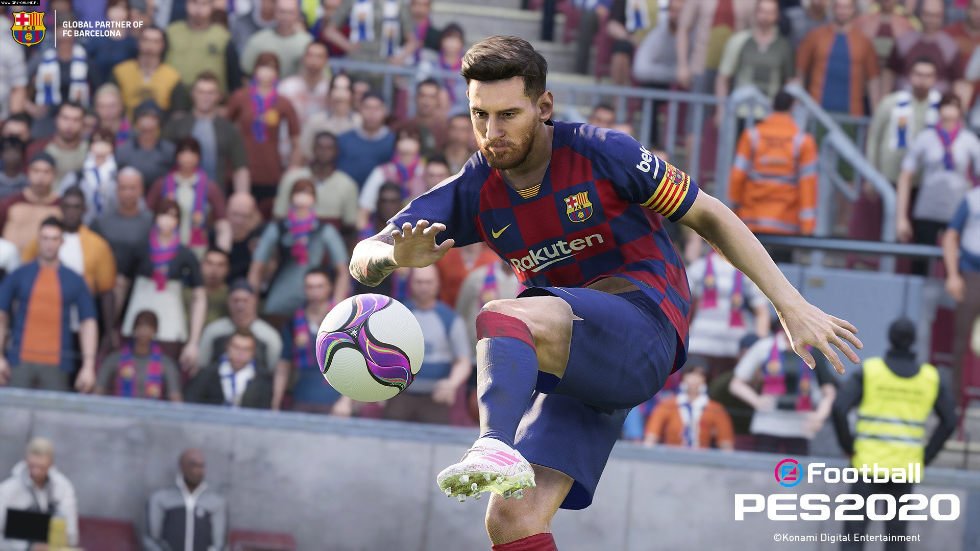 eFootball PES 2020 PC, PS4, XONE Games Image 1/25, Konami
