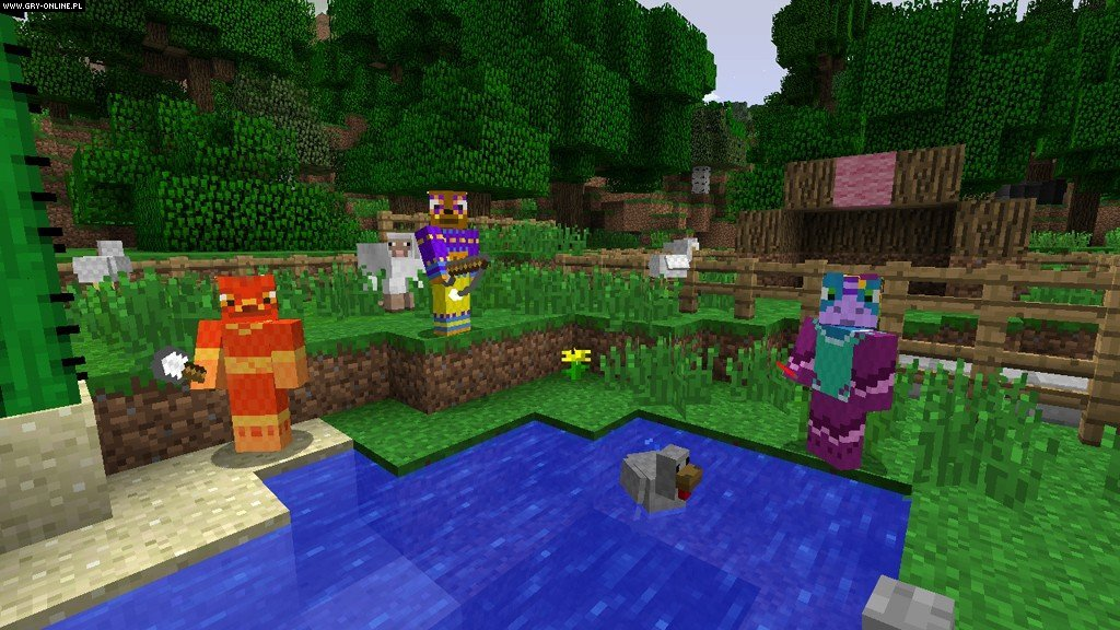 Minecraft X360 Gry Screen 21/59, Mojang AB