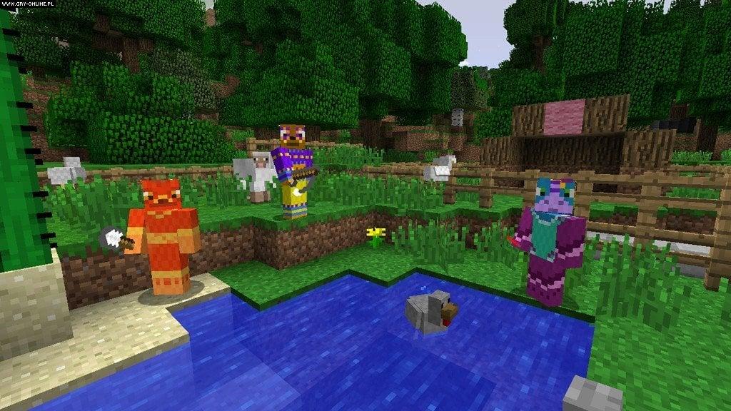 Minecraft (gra) - screen 16/54, Obrazki z gry, zdj�cie z gry w wersji X360, inne, Mojang AB, FPP, sandbox, elementy RPG, multiplayer, indie, co-op, crafting - data publikacji: 2010-12-30 13:42:45 - gry-online.pl