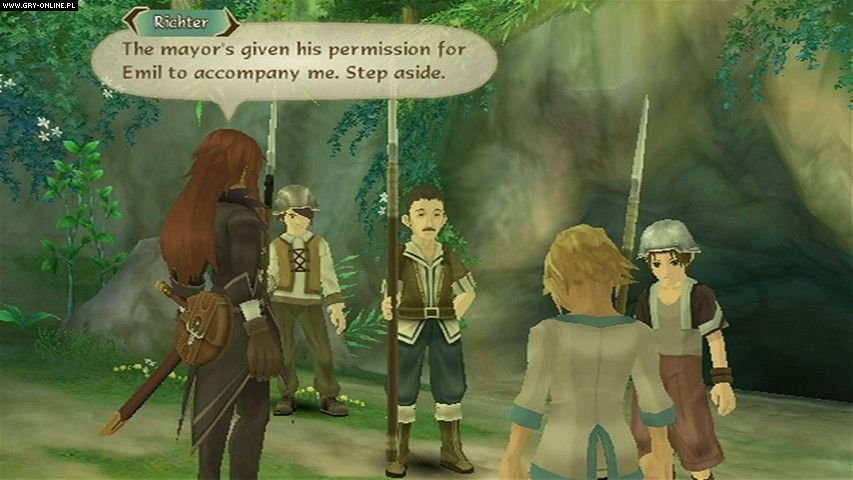 Tales Of Symphonia Dawn Of The New World Screenshots Gallery