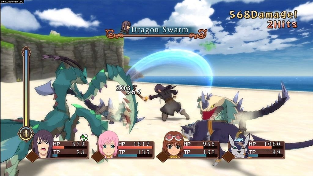 Tales of Vesperia X360 Gry Screen 3/52, Bandai Namco Entertainment