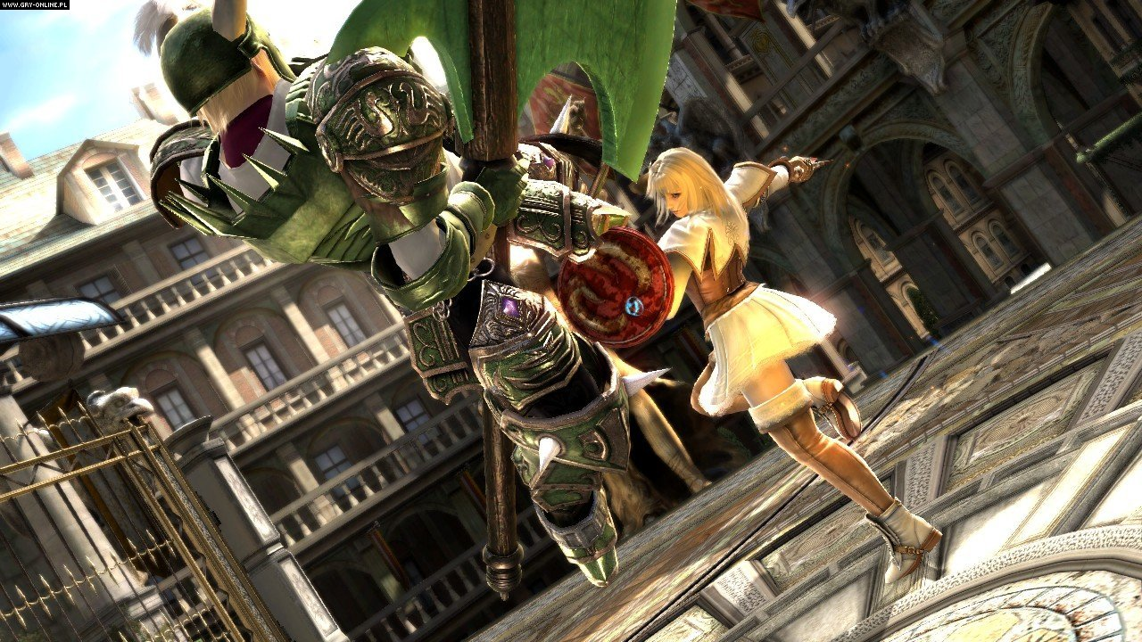 Soulcalibur: Lost Swords PS3 Gry Screen 10/29, Bandai Namco Entertainment