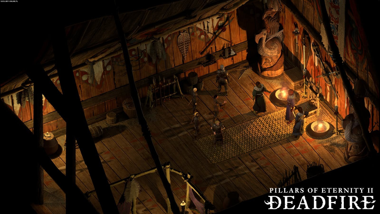 Pillars of Eternity II: Deadfire PC, PS4, XONE, Switch Gry Screen 24/27, Obsidian Entertainment, Versus Evil