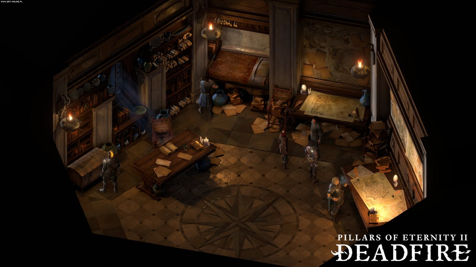 Pillars of Eternity II: Deadfire PC, PS4, XONE, Switch Gry Screen 22/27, Obsidian Entertainment, Versus Evil