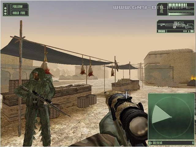 Скачать патч к игре Морпех против терроризма 2: Война в джунглях мини-патч