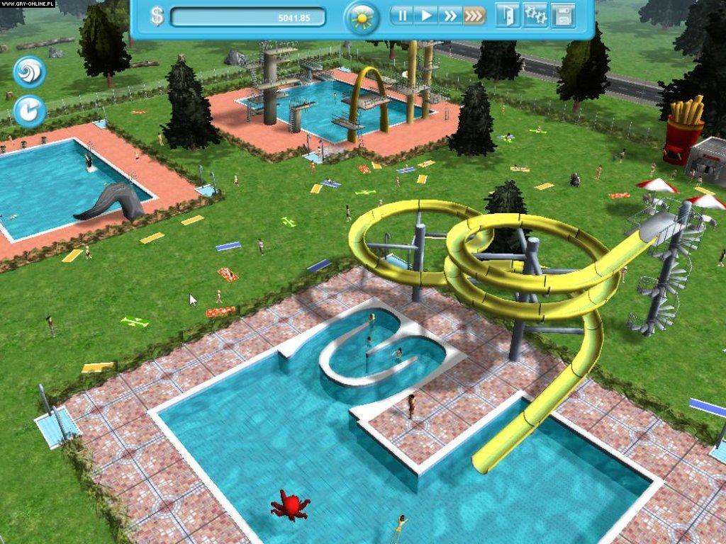 Water Park Simulator Galeria Screenshot W Screenshot 3 3