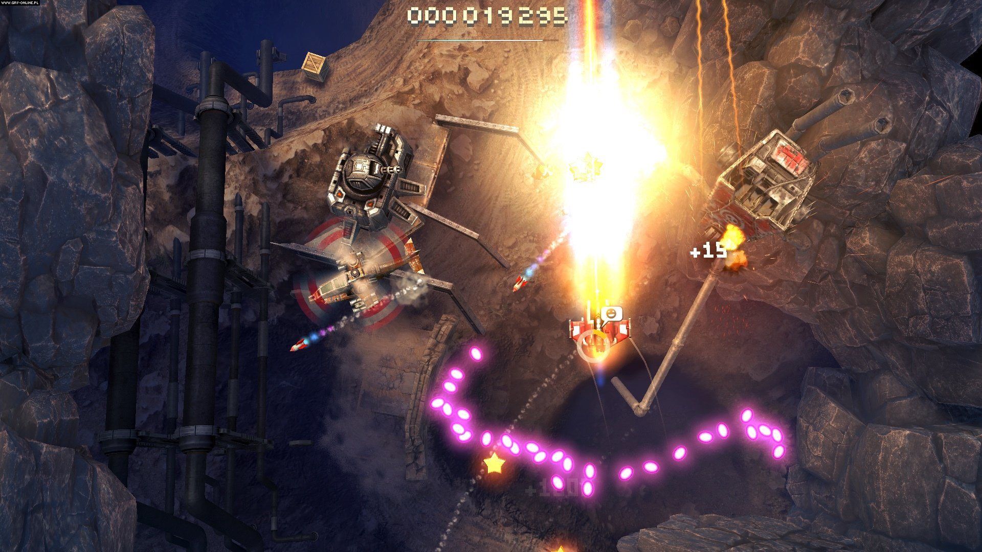 Sky Force Reloaded PC, PS4, XONE, AND, iOS, Switch Gry Screen 1/5, Infinite Dreams