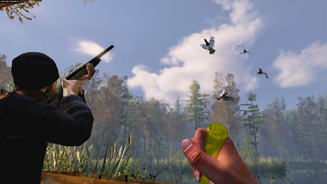 Duck dynasty screenshots gallery screenshot 3 4 for Ps4 hunting and fishing games