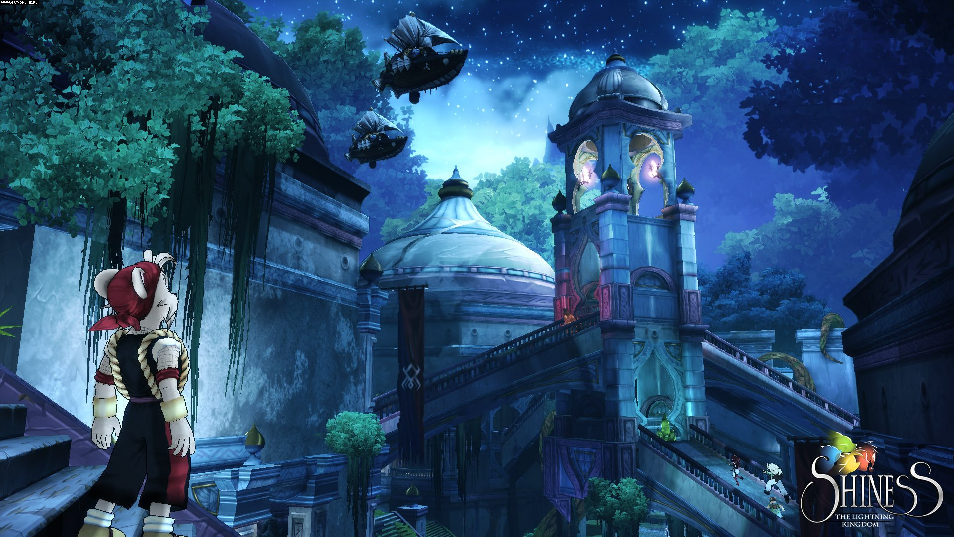 Shiness: The Lightning Kingdom XONE, PS4, PC, WiiU Games Image 4/12, Enigami, Focus Home Interactive