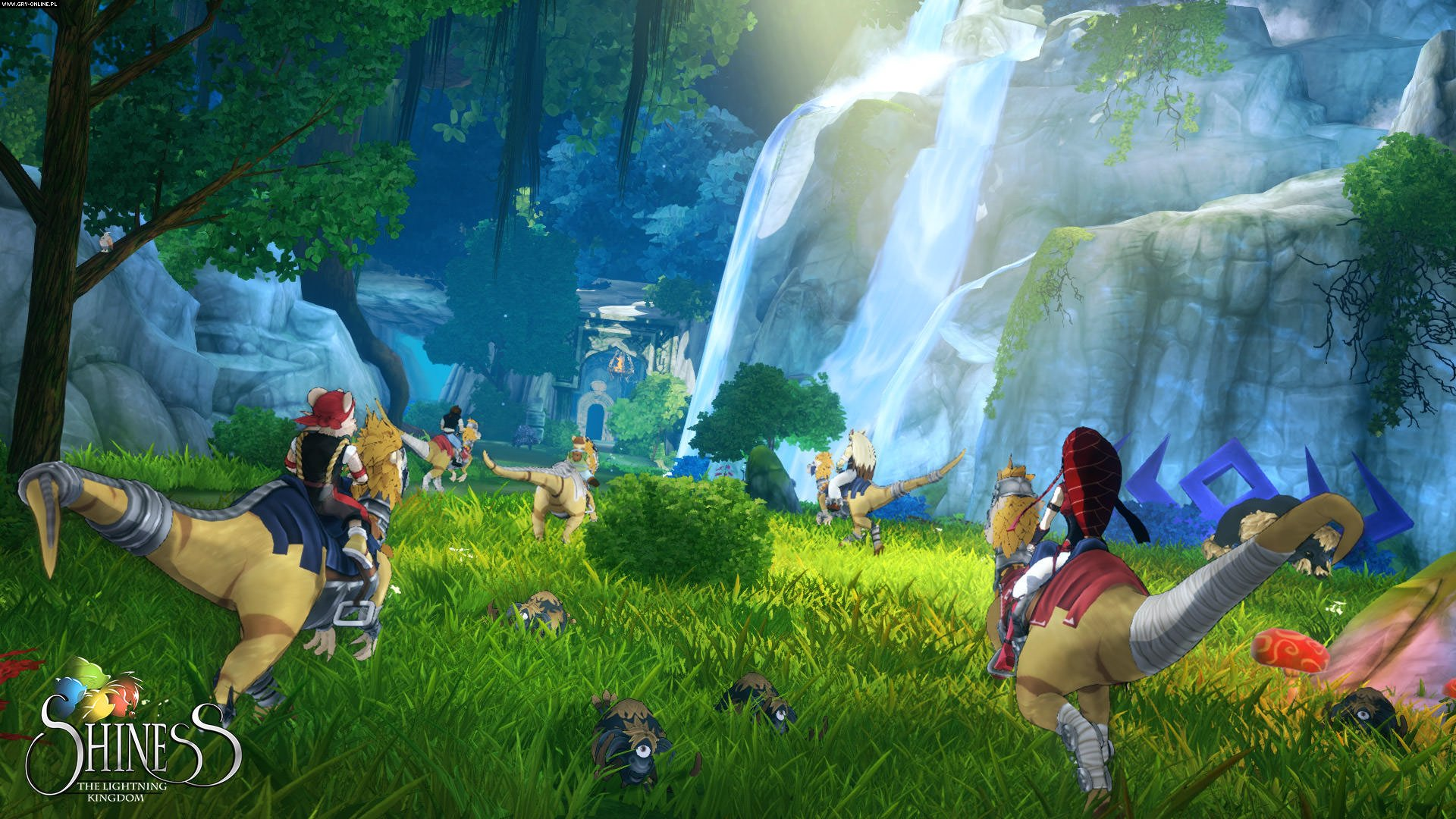 Shiness: The Lightning Kingdom XONE, PS4, PC, WiiU Games Image 3/12, Enigami, Focus Home Interactive