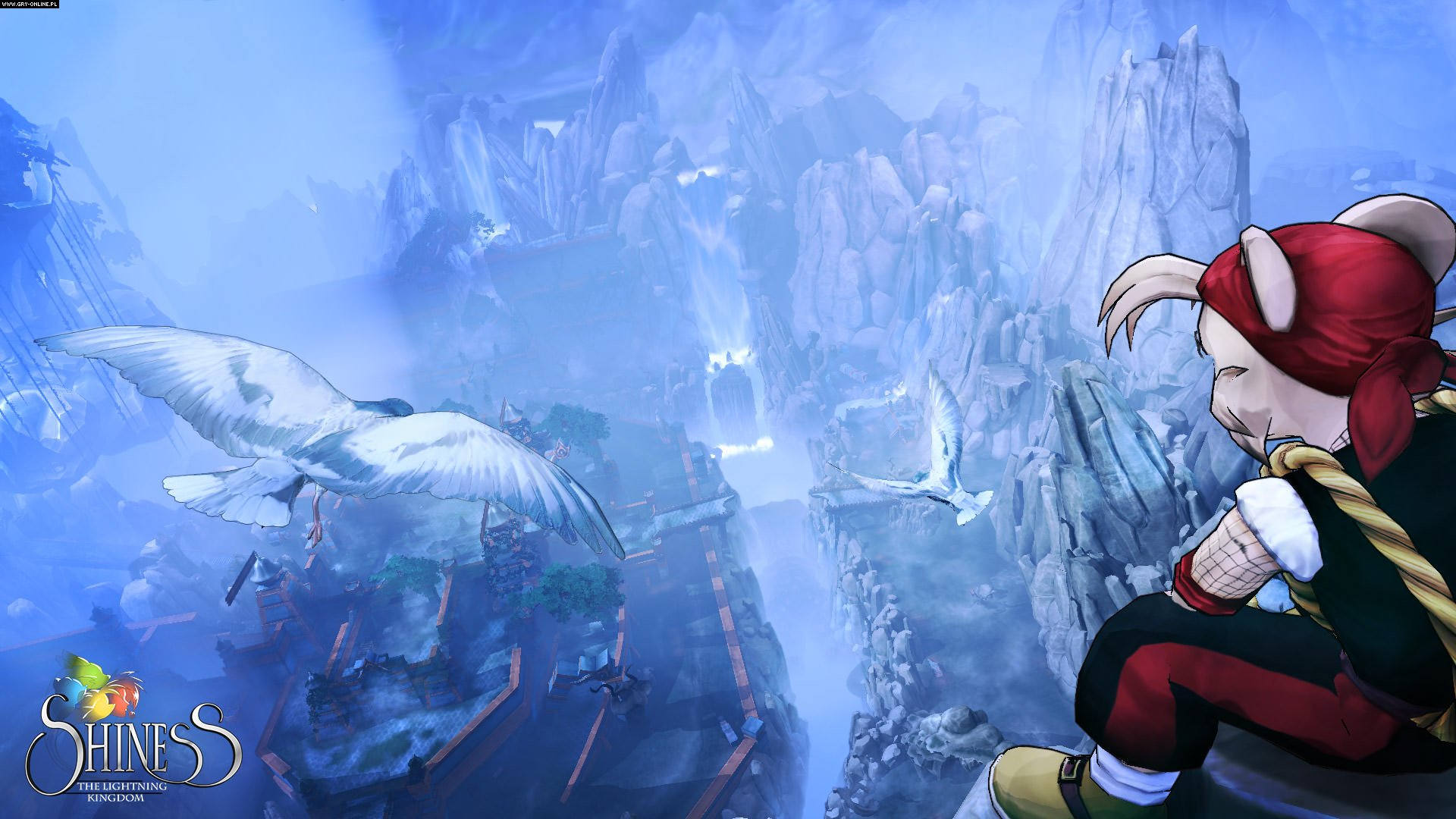 Shiness: The Lightning Kingdom XONE, PS4, PC, WiiU Games Image 2/12, Enigami, Focus Home Interactive
