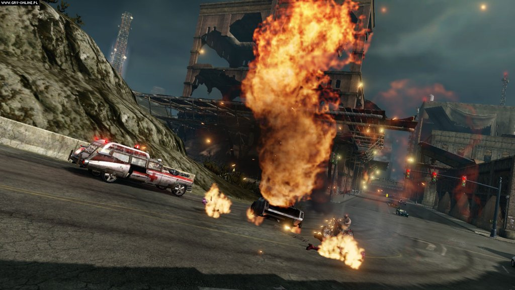 Twisted Metal PS3 Gry Screen 8/26, Eat Sleep Play, Sony Interactive Entertainment