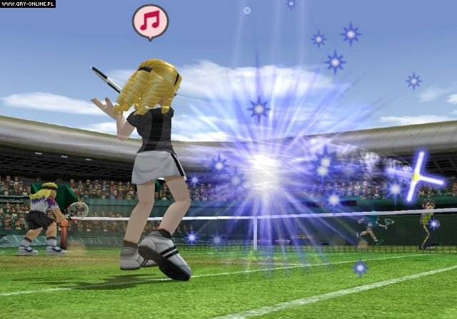 Everybody's Tennis PS2 Gry Screen 11/16, Clap Hanz, Sony Interactive Entertainment