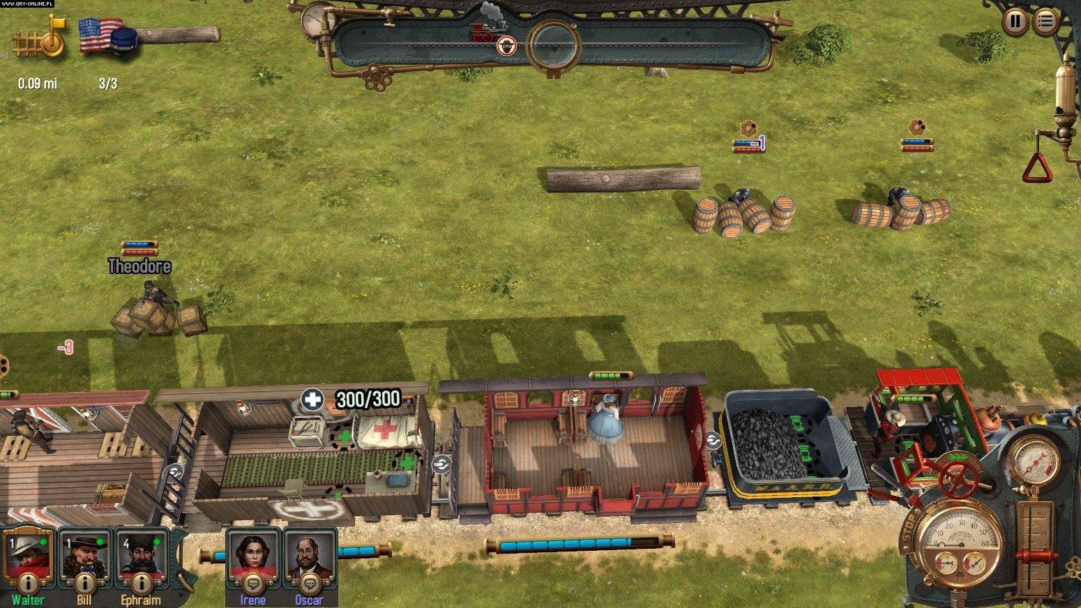 Bounty Train PC Games Image 9/26, Corbie Games, Daedalic Entertainment