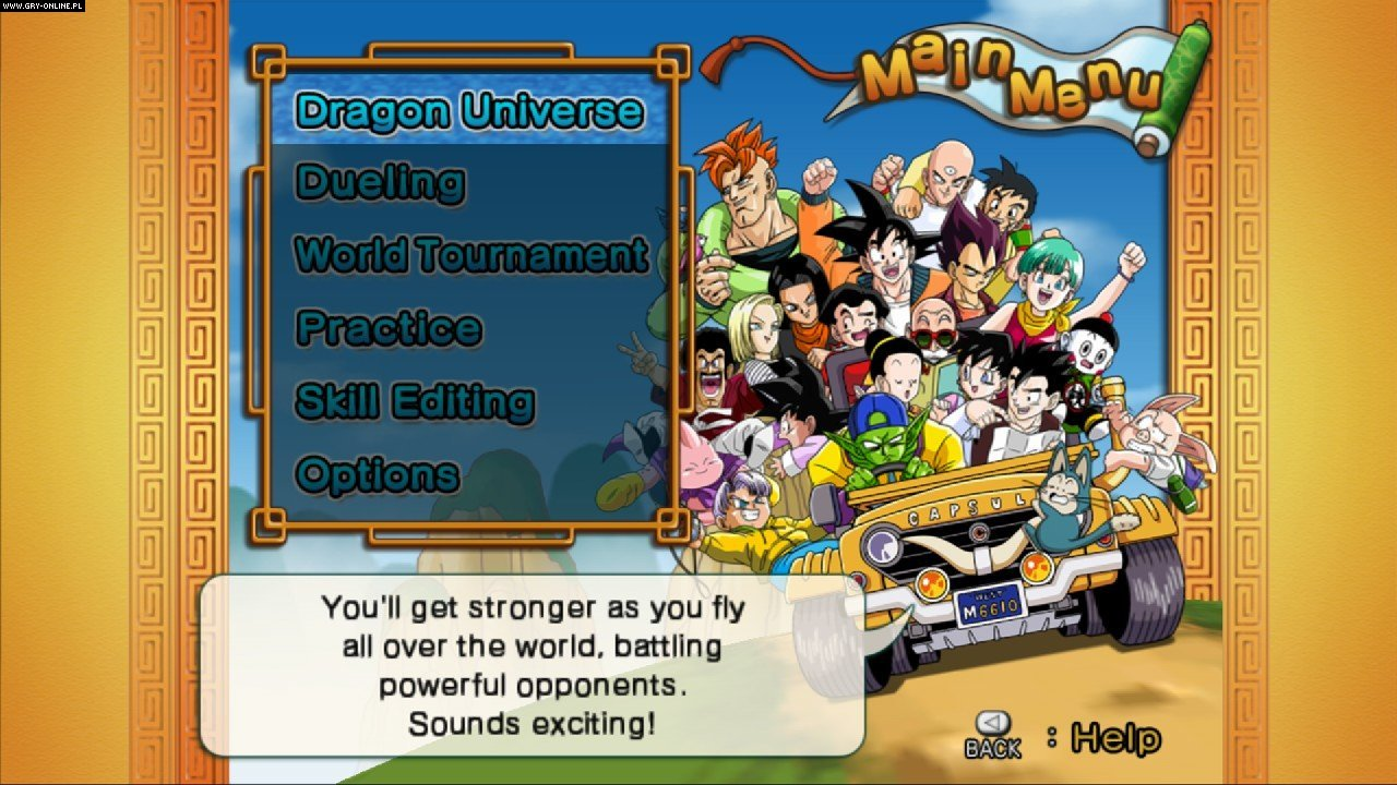 Dragon Ball Z Budokai HD Collection X360, PS3 Gry Screen 6/13, Dimps Corporation, Bandai Namco Entertainment