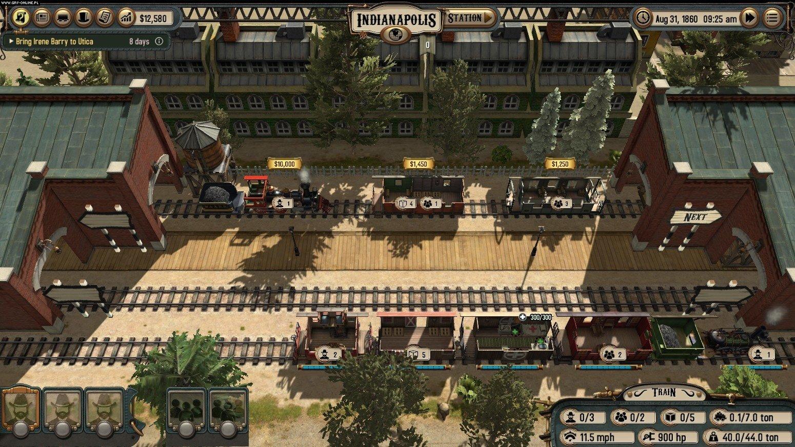 Bounty Train PC Games Image 8/26, Corbie Games, Daedalic Entertainment
