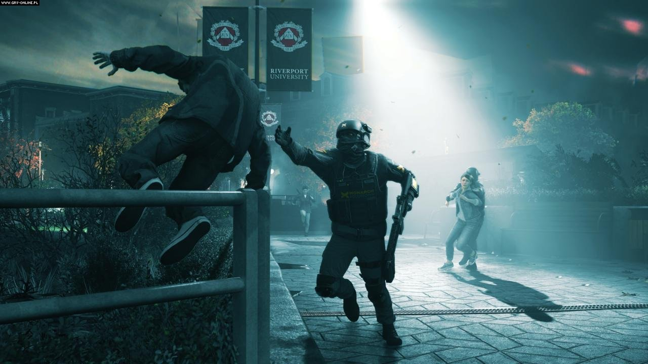 Quantum Break PC, XONE Games Image 8/37, Remedy Entertainment, Microsoft Studios