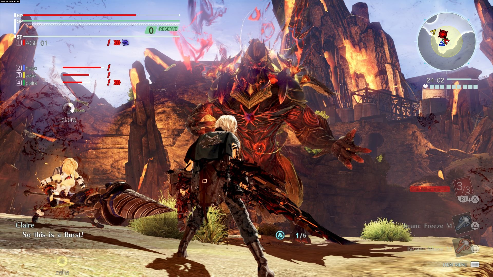God Eater 3 PC, PS4 Games Image 102/232, Shift, Bandai Namco Entertainment