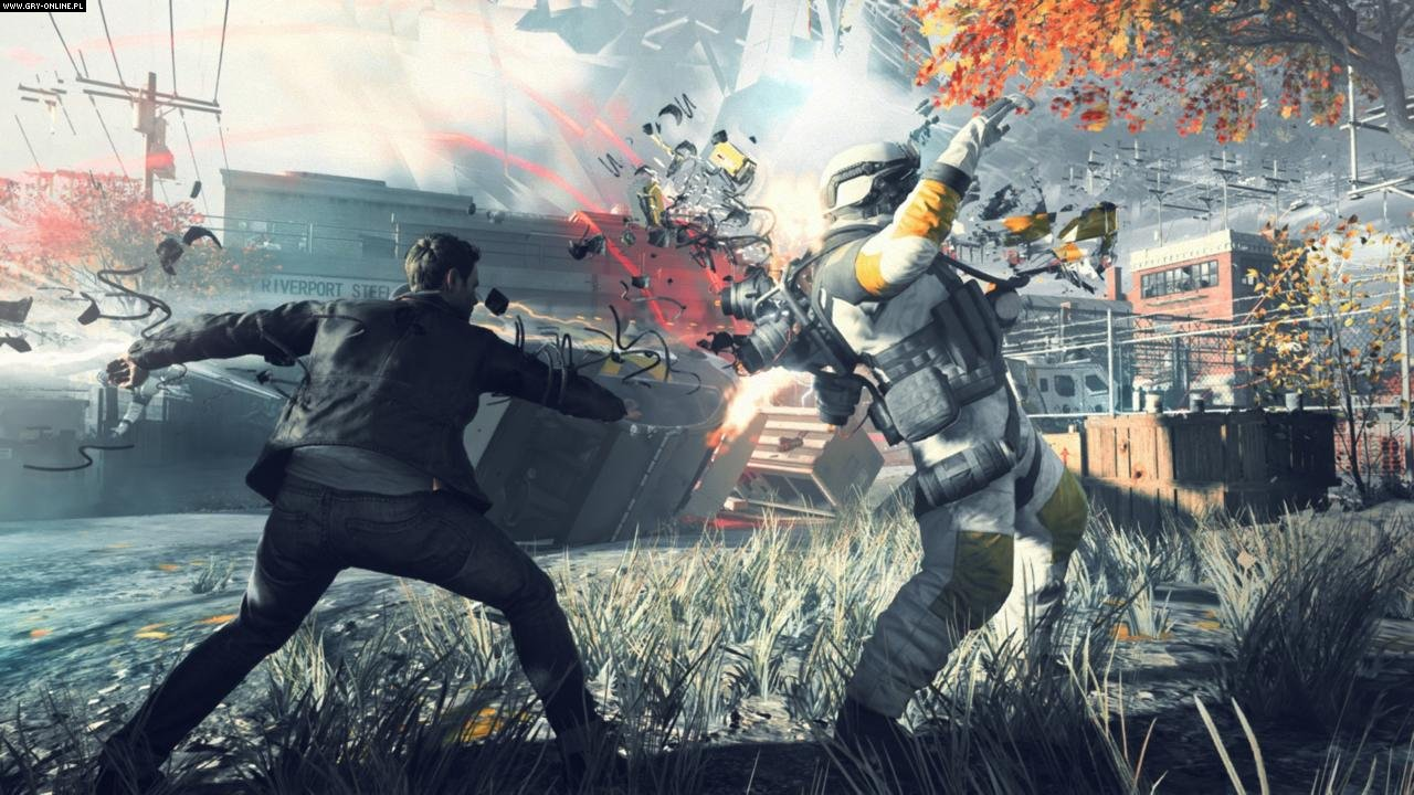 Quantum Break PC, XONE Games Image 6/37, Remedy Entertainment, Microsoft Studios