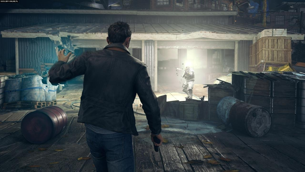 Quantum Break PC, XONE Gry Screen 5/37, Remedy Entertainment, Microsoft Studios