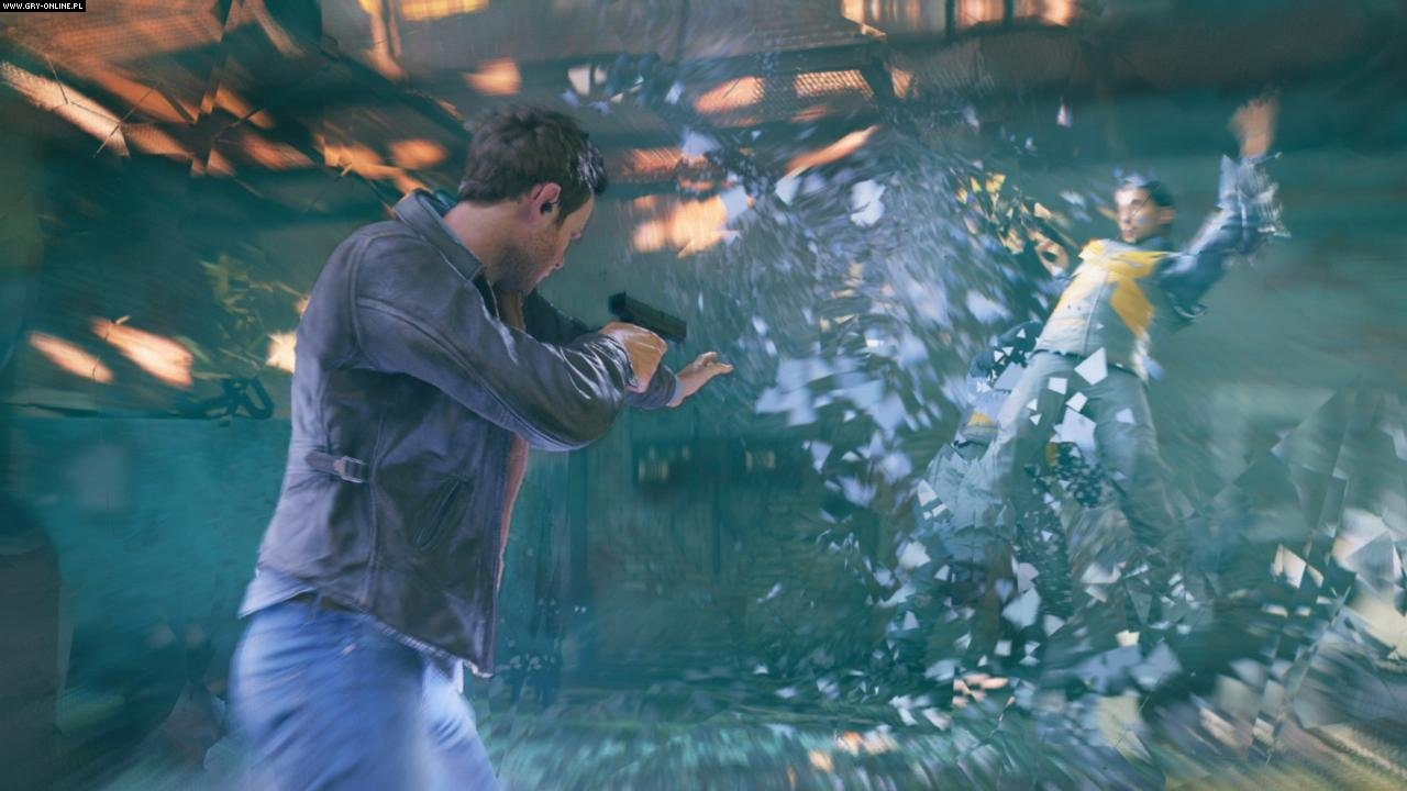 Quantum Break PC, XONE Gry Screen 3/37, Remedy Entertainment, Microsoft Studios