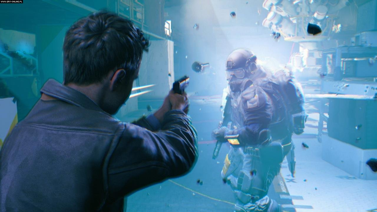 Quantum Break PC, XONE Gry Screen 2/37, Remedy Entertainment, Xbox Game Studios / Microsoft Studios