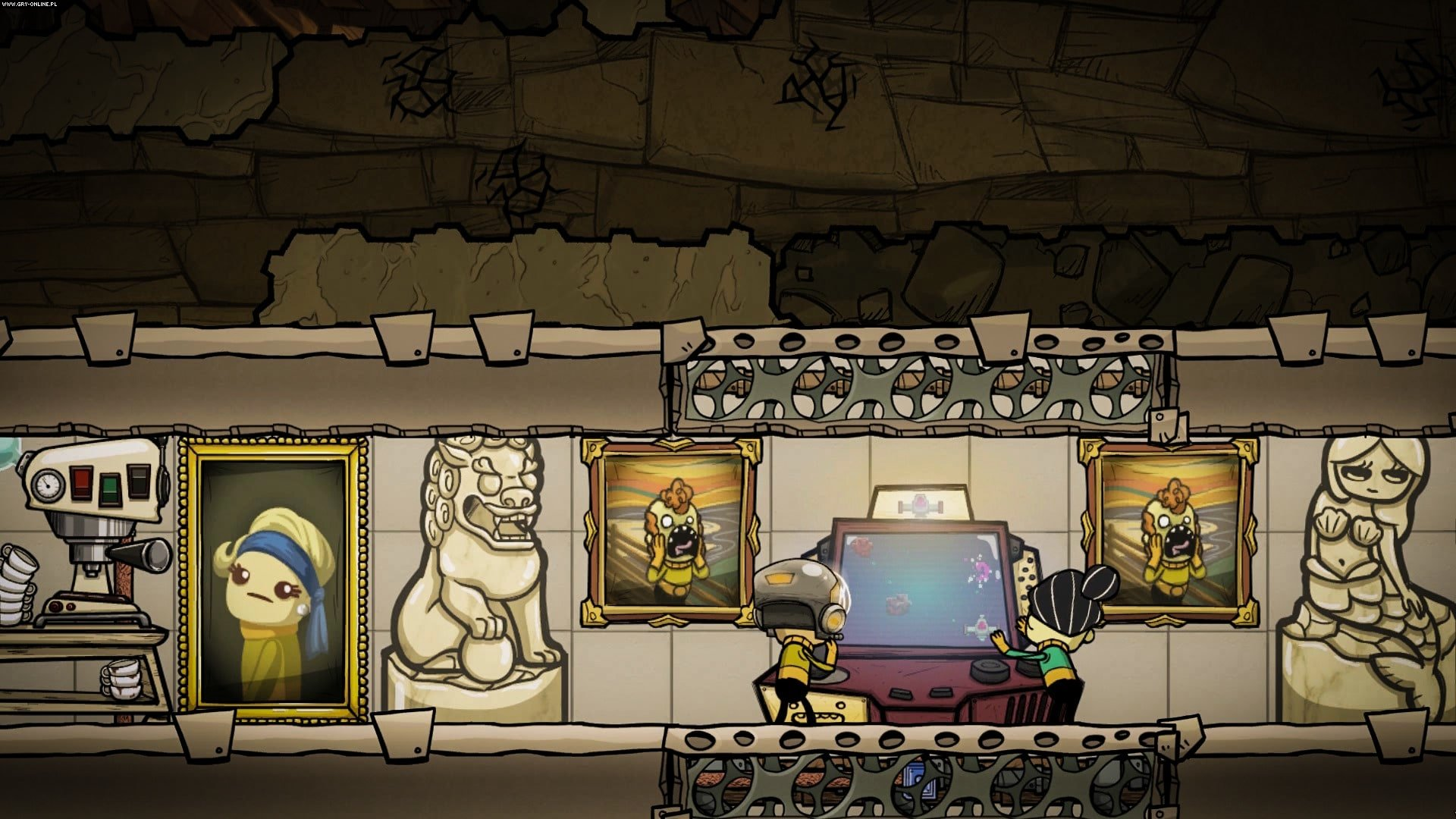 Oxygen Not Included PC Gry Screen 2/42, Klei Entertainment