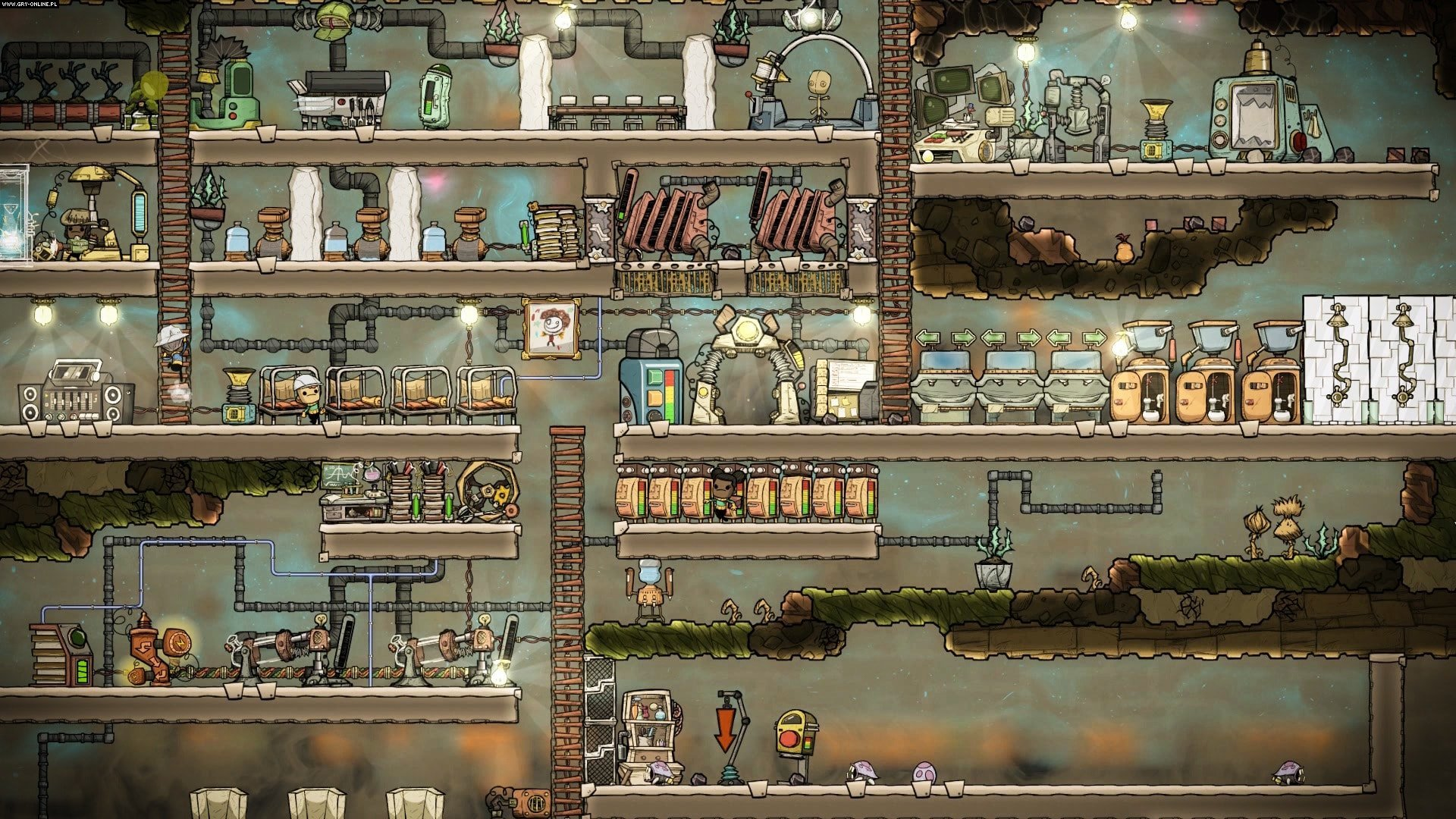 Oxygen Not Included PC Games Image 1/42, Klei Entertainment
