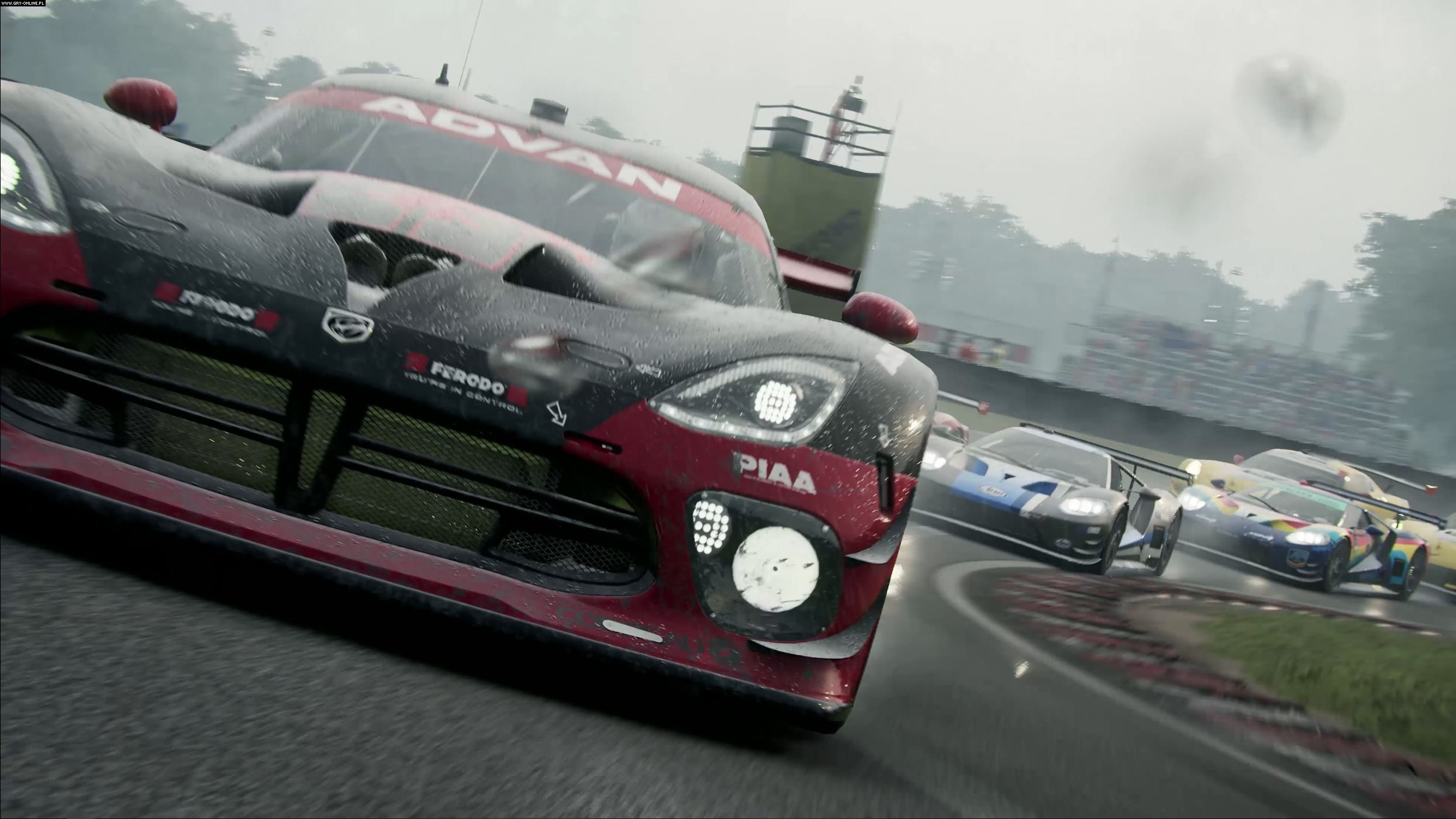 GRID PC, PS4, XONE Games Image 23/49, Codemasters Software