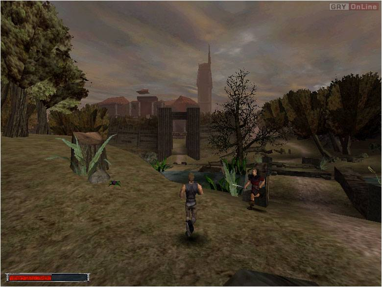 Gothic PC Gry Screen 4/9, Piranha Bytes, Egmont Interactive