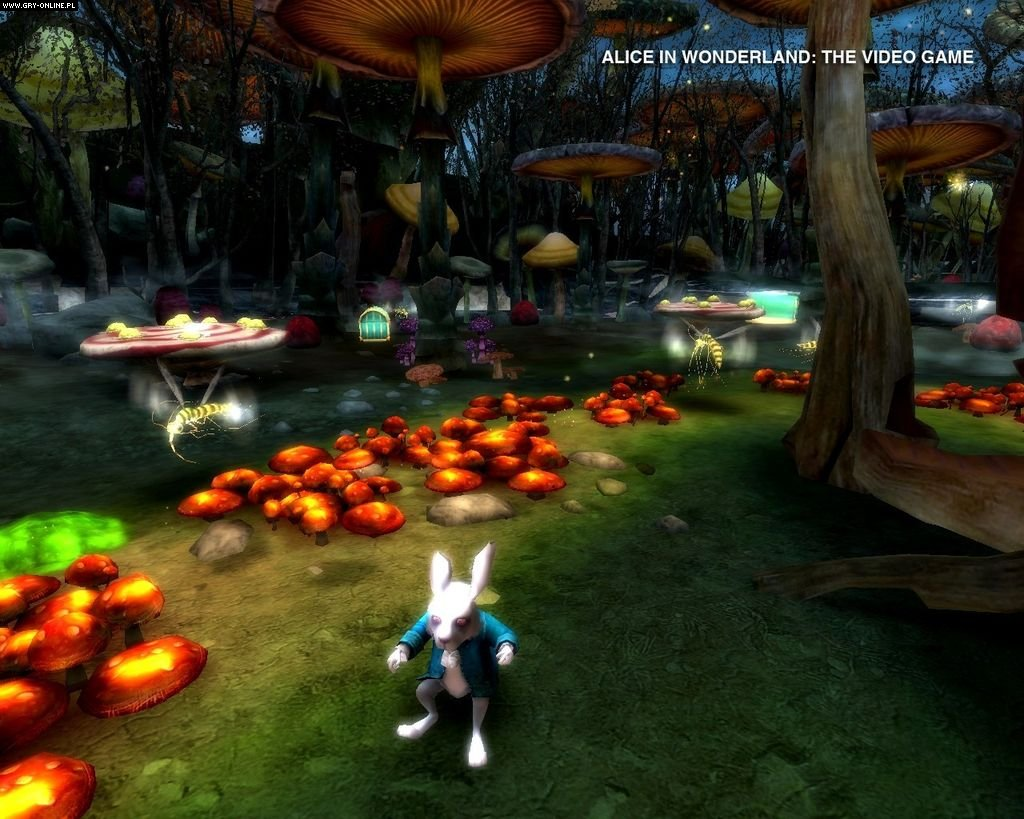 alice in wonderland disney games online