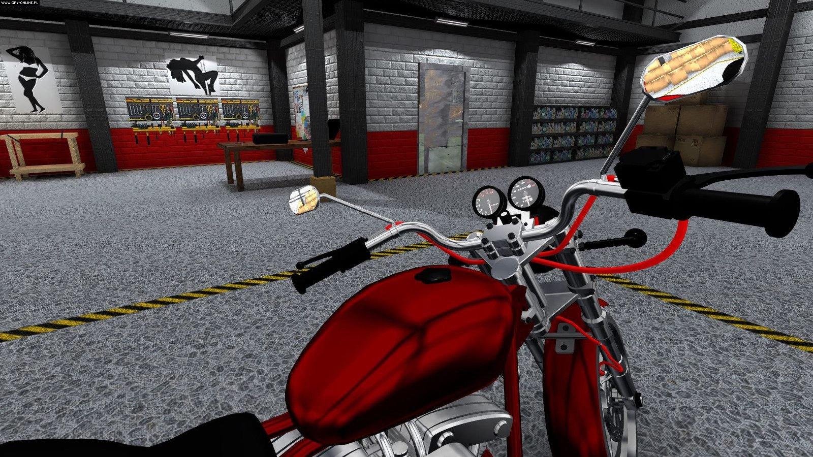 Motorbike garage mechanic simulator gratuit pc jeu for Telecharger gad garage