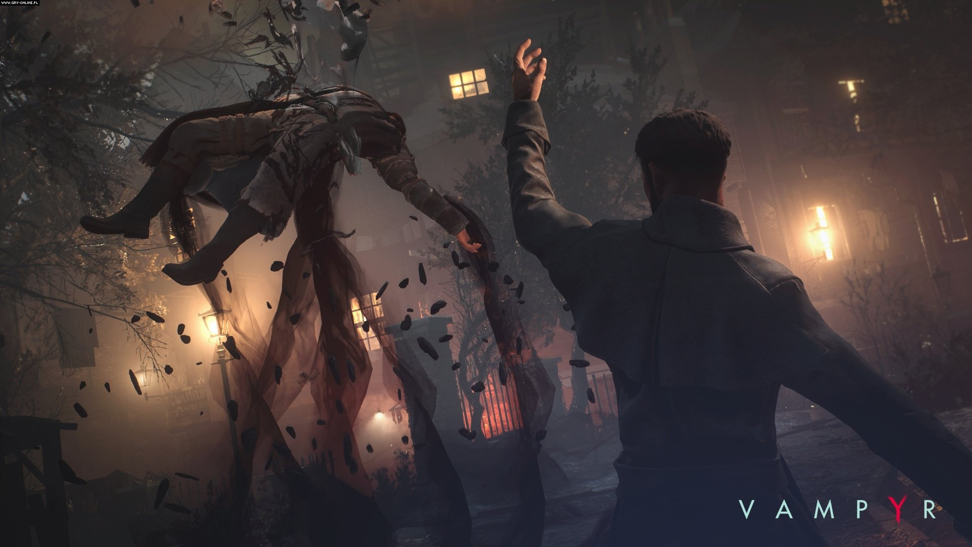 Vampyr PC, PS4, XONE Gry Screen 5/17, DONTNOD Entertainment, Focus Home Interactive