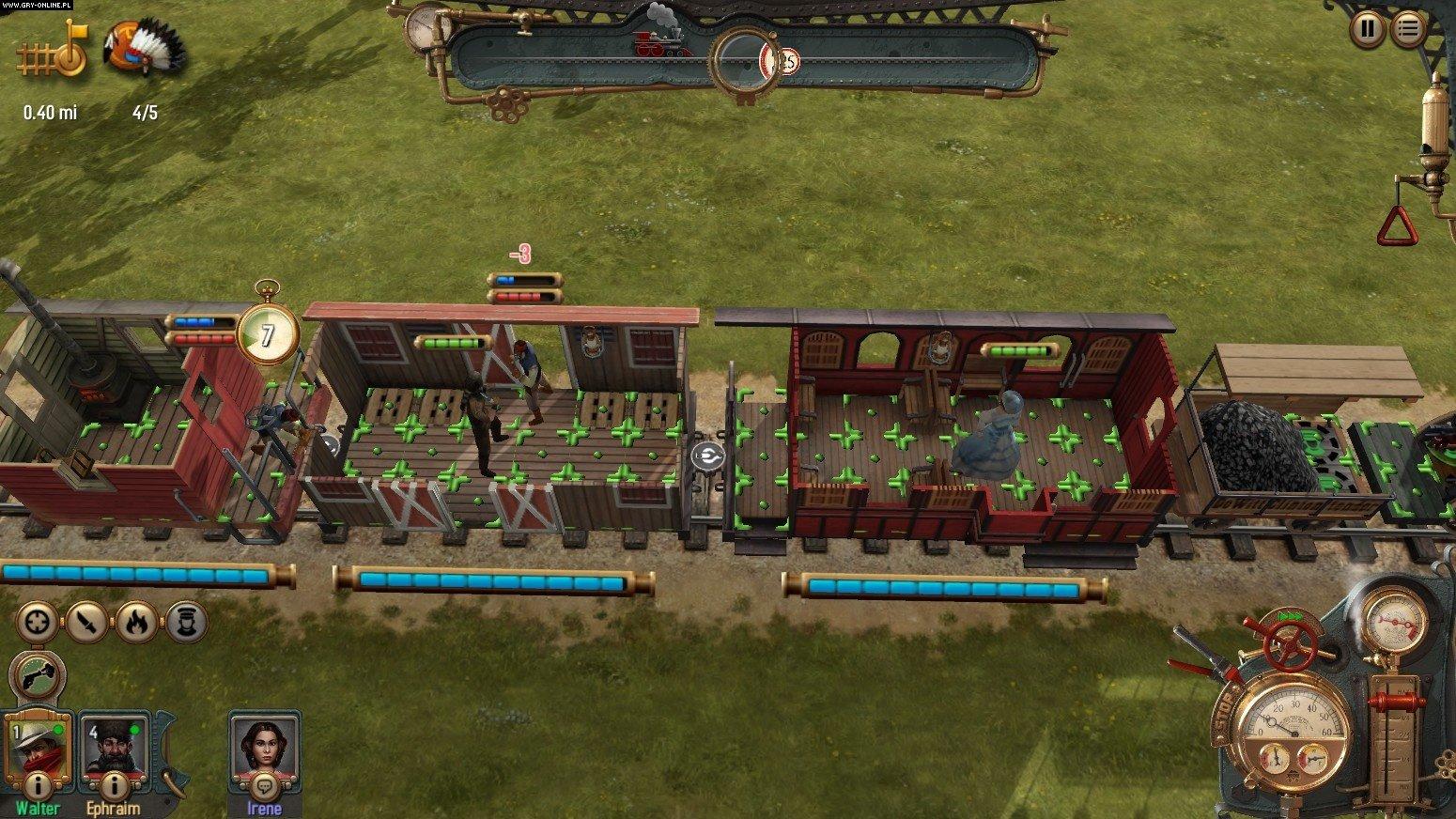 Bounty Train PC Games Image 3/26, Corbie Games, Daedalic Entertainment
