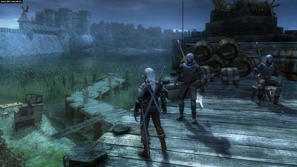 The Witcher: Rise of the White Wolf PS3 Games Image 7/15, CD Projekt RED, Atari / Infogrames