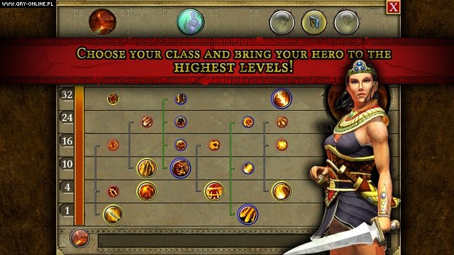 Titan Quest AND, iOS Gry Screen 3/56, Iron Lore Entertainment, THQ Inc.