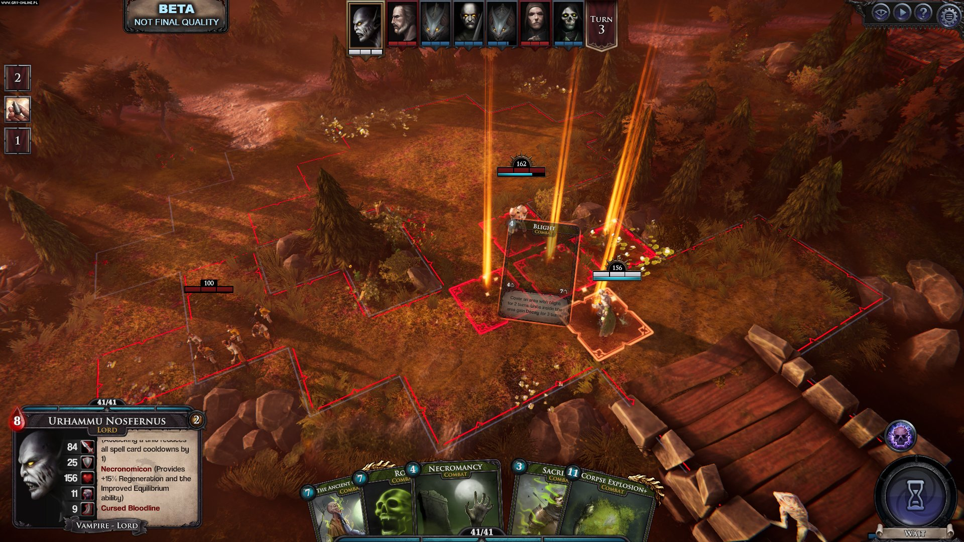 Immortal Realms: Vampire Wars PC, PS4, XONE, Switch Games Image 5/17, Palindrome Interactive, Kalypso Media