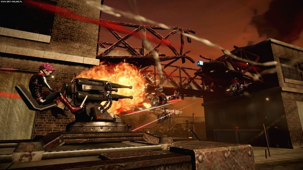 Twisted Metal PS3 Gry Screen 3/26, Eat Sleep Play, Sony Interactive Entertainment