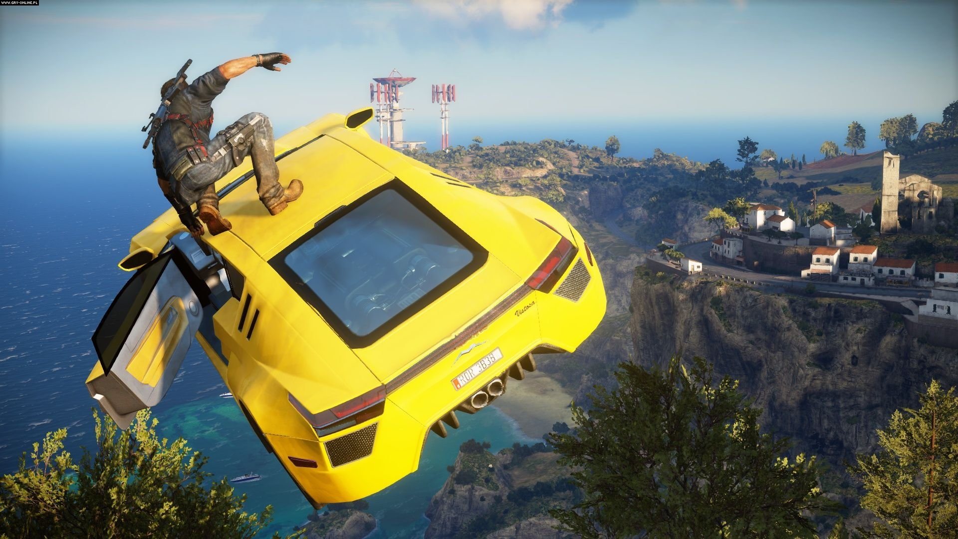 Just Cause 3 PC, XONE, PS4 Games Image 45/90, Avalanche Studios, Square-Enix / Eidos