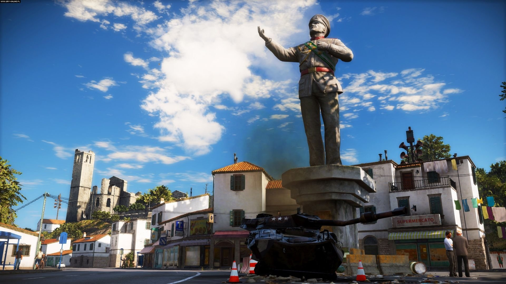 Just Cause 3 PC, XONE, PS4 Games Image 49/90, Avalanche Studios, Square-Enix / Eidos